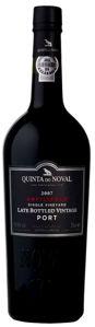 Imagem de Porto Quinta do Noval LBV Unfiltered Single Vineyard 2007