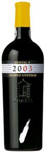 Imagem de QUINTA DO PORTAL PORTO VINTAGE 2003 PORTAL +
