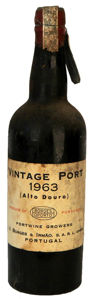 Imagem de Porto Borges Vintage 1963