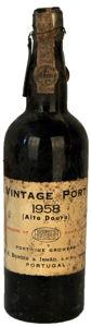 Imagem de Porto Borges Vintage 1958