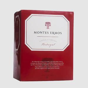 Imagem de Monte Ermos Bag-in-Box 5 Litros Tinto